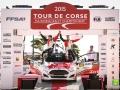 Tour De Corse 2015 with Hubert Ptaszek and Kamil Kozdroń