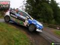 Domżała w FIA WRC Academy Fordem Fiestą