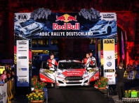 Deutschland Rally ADAC 23,08.2015 with Hubert Ptaszek and Kamil Kozdroń