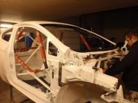 Budowa Ford Fiesta R2